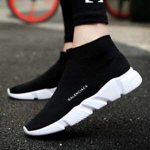 Details about Fashion Men Women's Running Shoes Casual Sports Sneakers Athletic Couples Shoes