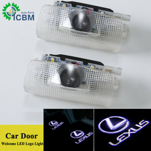 2xcree Led Door Courtesy Ghost Shadow Projector Laser Light For