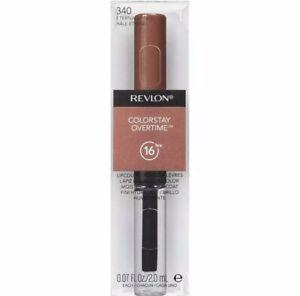 Revlon Colorstay Overtime 16 hour Lipcolor Everlasting Rum 309979380541 | eBay