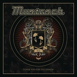 MUSTASCH-THANK-YOU-FOR-THE-DEMON-CD-9-TRACKS-HEAVY-METAL-HARD-ROCK-NEW