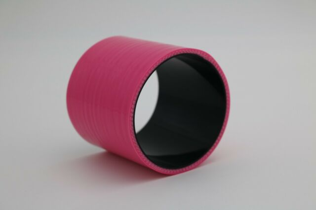 ID 76mm 3/'/' Straight Silicone Coupler Hose Intercooler Pipe Intake Pink