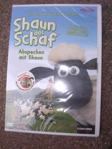 1 von 1 - Shaun das Schaf 1- Abspecken mit Shaun Film / DVD Originalverpackt in Folie neu