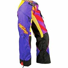 Pink//Purple, Size 24 Fly Racing Unisex-Adult Kinetic Womens Over Boots Pants
