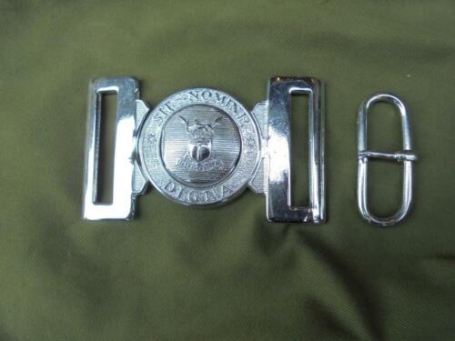Unissued Rhodesian Army General Service No 1 Dress Uniform Belt Buckle UDI