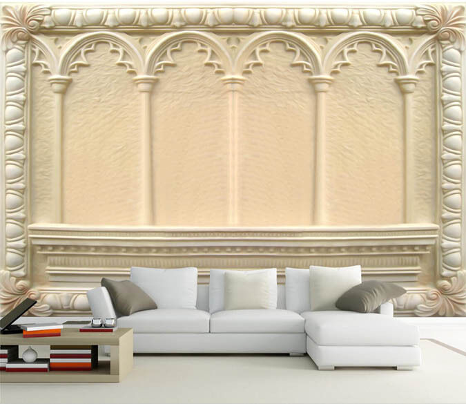 3D Embossment 618 Wall Paper Murals Wall Print Decal Wall Deco AJ WALLPAPER