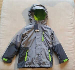 988ce0de5 Lands End 3 in 1 Stormer Jacket Kids Size 4