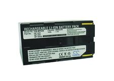 7.4V battery for Canon UC-X40Hi, Vistura, XL1S(with GOLD MOUNT), E1, ES-4000, XL