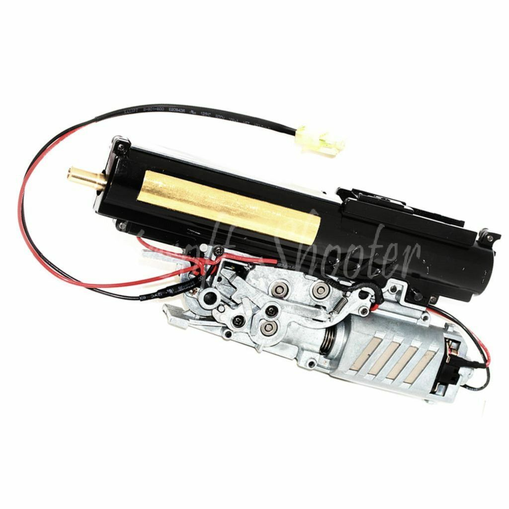Airsoft Gear Army Force 8mm Complete L85 Gearbox for R85 EBB Front Line