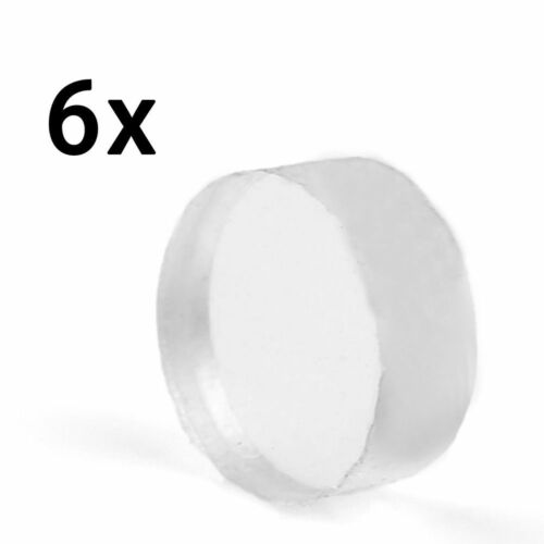 Optical Resin Archery Compound Bow Clarifier Lens Glass Peep Scope Sight 6x 8x