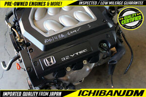 Details about ACURA CL 2001 2002 2003 USED JAPANESE ENGINE J32A 3 2L V6  MOTOR J32A1 J32A2 J32
