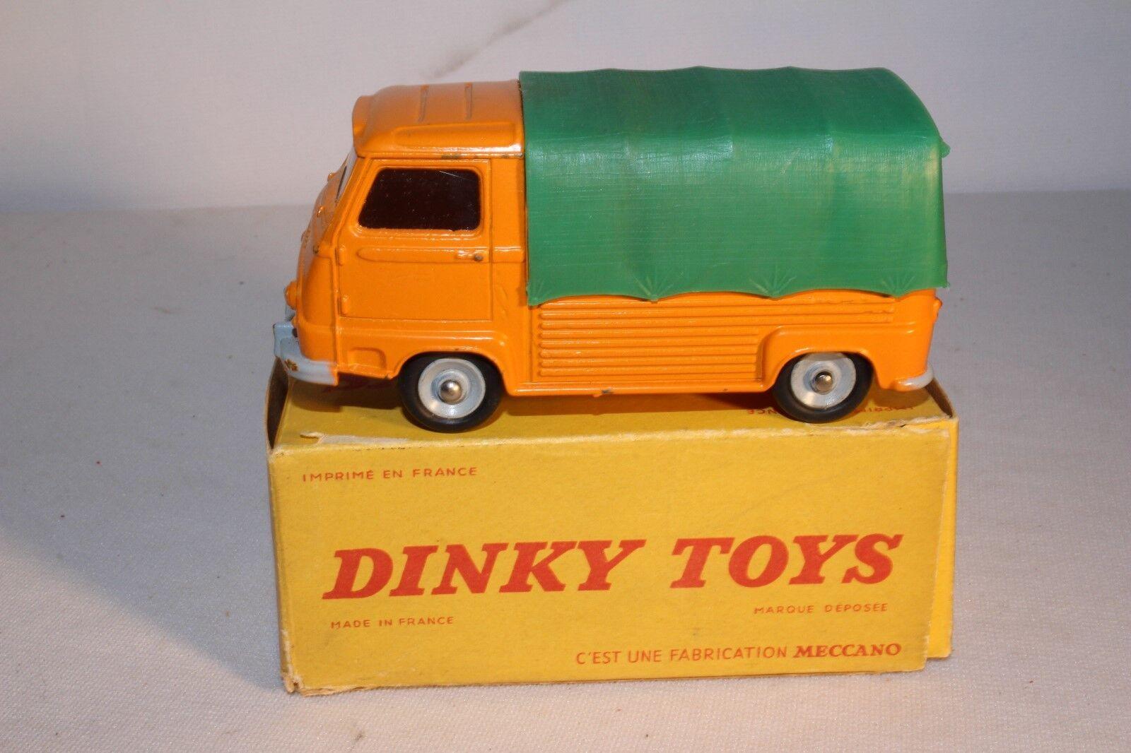 597ms Juguetes Dinky , N º 563 Renault Pick-Up, Buen Estado con Original Caja