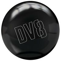 Dv8 Polyester Bowling Ball 1st Quality Just Black