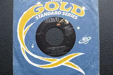 "7"" Elvis Presley - Hard Headed Woman - USA RCA Gold Standard"