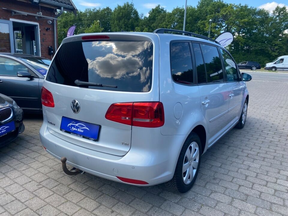 VW Touran 1,4 TSi 140 Trendline 7prs Benzin modelår 2012 km