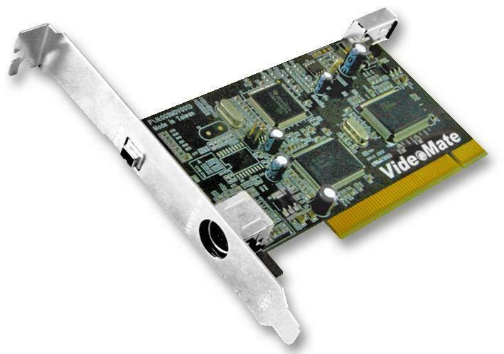 CAPTURE CARD, PCI, ANALOGUE+FIREWIRE, CONVERT FROM VIDEO, CONVERT TO FOR COMPRO