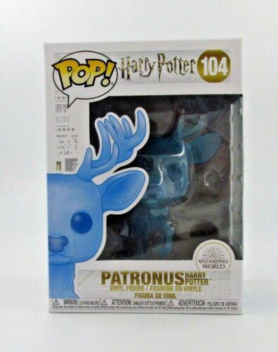MOVIES: HARRY POTTER- PATRONUS FUNKO POP #104 *UK STOCK-IN HAND* HARRY POTTER
