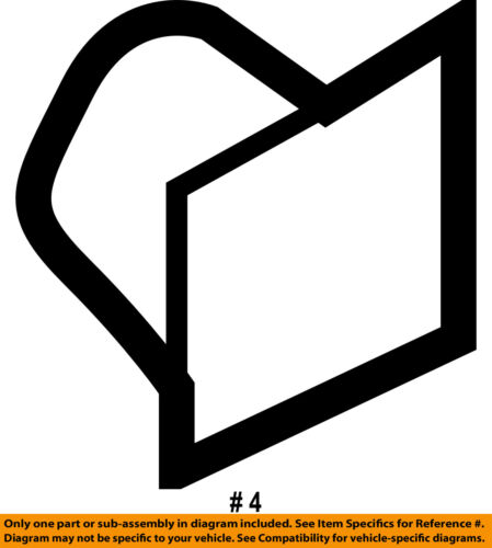 SUBARU OEM 03-16 Forester-Lift Gate Grommet 909300012
