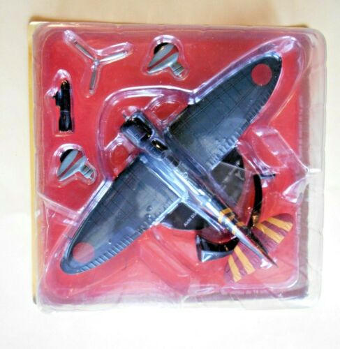 sc.59 DeAgostini WW2  Fighter 1//72 AICHI D3A1 TYPE99 CARRIER BOMBER MODEL11