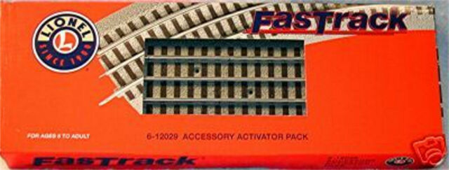 Lionel Fast Track Accessory Activator Pack 6-12029