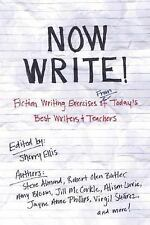 Now Write! : Fiction Writing Exercises from Today's Best Writers and Teachers...