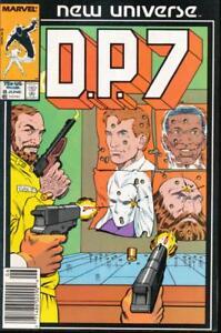 Marvel-Comics-New-Universe-D-P-7-Vol-1-8-June-1987-Very-Fine-VF