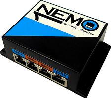 Netzwerk Monitor, Netzwerk TAP, Internet Protokollierung, Überwachung, Switch