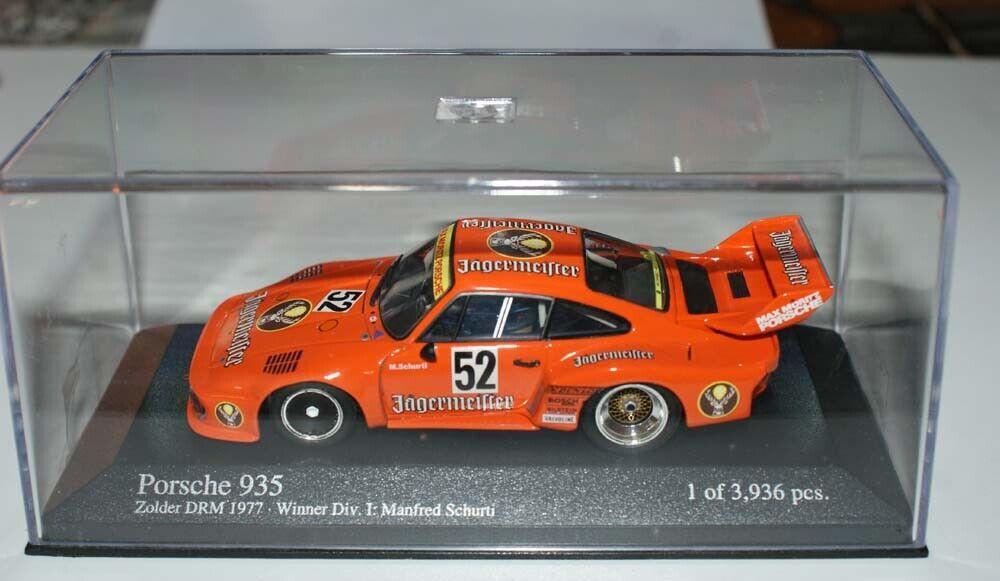 1 43 porsche 935 zolder DRM 1977