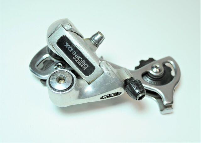 Shimano SLX RD-M670 SGS MTB Long Cage Direct Mount 10 Speed Rear Derailleur New!