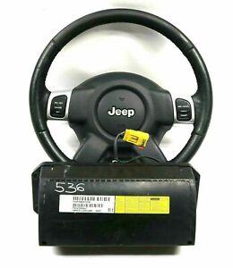 Jeep-Cherokee-KJ-Lenkrad-Multifunktionslenkrad