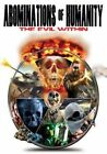 Abominations of Humanity The Evil Within DVD Various 0889290132468