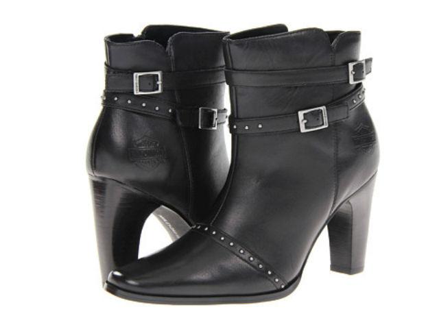 Harley-Davidson Stefanie Boots Black for Women