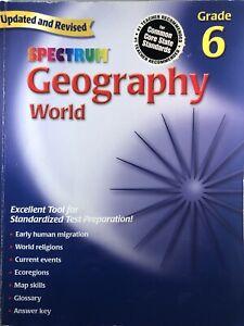 Spectrum-Geography-World-Grade-6