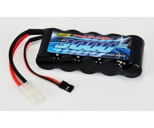 Carson 500608143 Nimh-Rx-Pack-6V-Subc3000Mah-Tam//Jr Neu