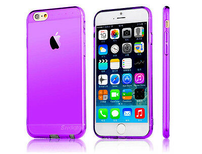 Ultra Slim 0.3mm Crystal Gel case cover -- iPhone 6 Plus
