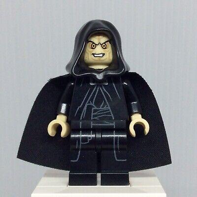 LEGO ® Star Wars ™ figurine Empereur Palpatine Hologramme Dark Sidious 6211 Nouveau f264