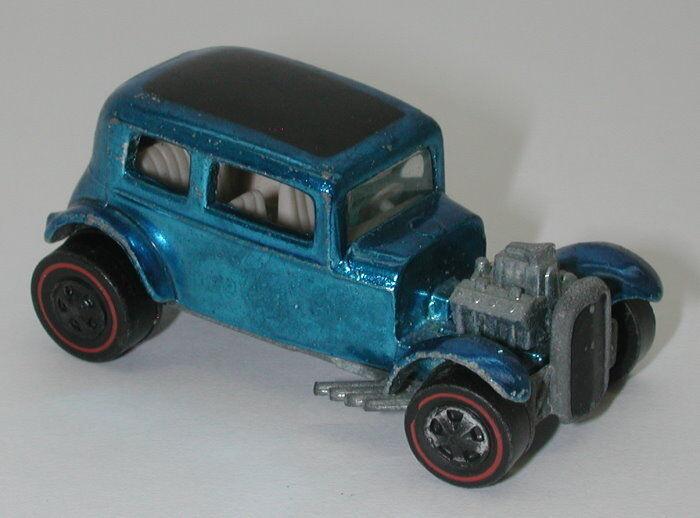 rojoline Hotwheels Azul 1969 Classic Classic Classic Ford Vicky oc14605  primera vez respuesta