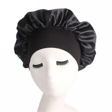 82518925652 item 3 Long Hair Care Women Fashion Satin Bonnet Cap Night Sleep Hat Silk  Cap Head Wrap -Long Hair Care Women Fashion Satin Bonnet Cap Night Sleep  Hat Silk ...