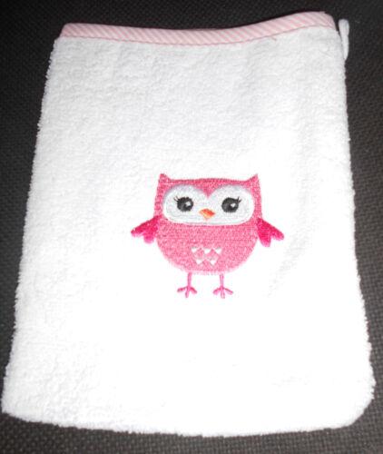 1x Kinder Waschlappen Seiftuch Handtuch Kinder Frottier Waschlappen neu