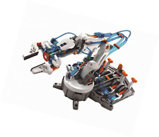Hydraulic Robot Arm Build Your Own Remote Controlled Educational Toy Kit
