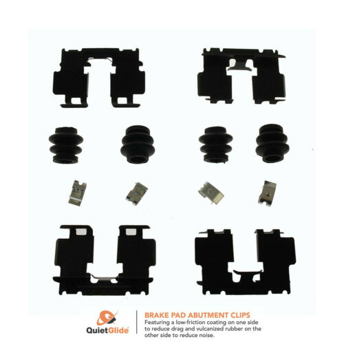 Disc Brake Hardware Kit-LE Rear Carlson 13466Q fits 17-18 Toyota RAV4