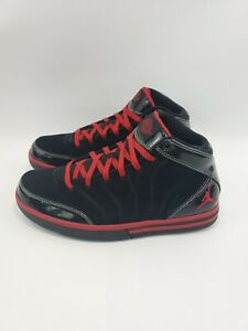 Nike-Mens-Air-Jordan-Pro-Classic-Black-Red-2009-363141-063-Size-9