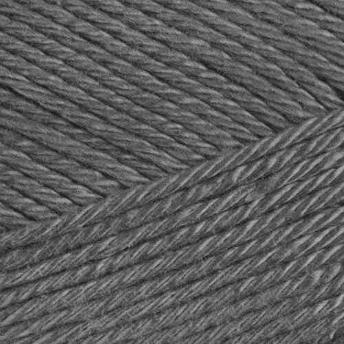 Scheepjes Yarns :Catona 50 gram #242: 100/% Cotton Metal Grey