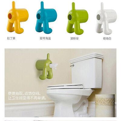 D-Dog Toilet Tissue Paper Holder / Dog Butt Toilet Paper Holder