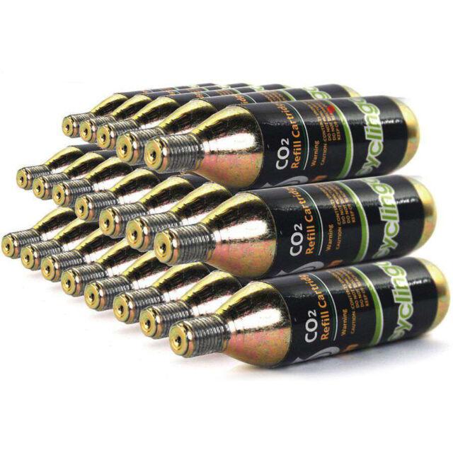 20  CO2 16g cartridge Non threaded C02 soda 16 gram keg BEER Charger whip it