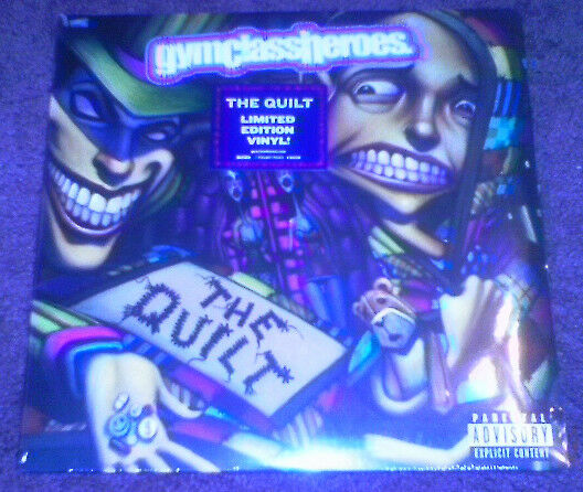Gym Class Heroes The Quilt 2lp Ebay