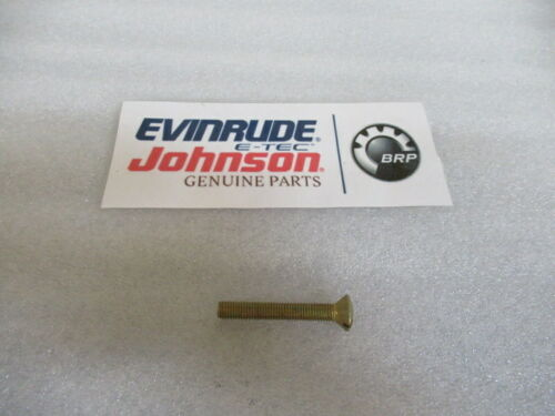 W18 Evinrude Johnson OMC 303078 Screw OEM New Factory Boat Parts