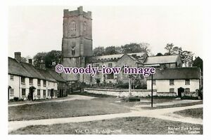 rt0164-Aldbourne-Church-amp-Green-Wiltshire-photograph