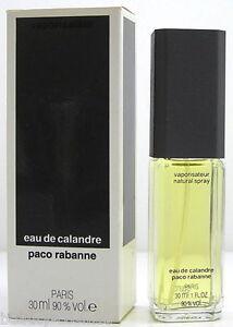 Paco-Rabanne-Eau-de-calandre-30-ML-EDT-SPRAY-Old-versione