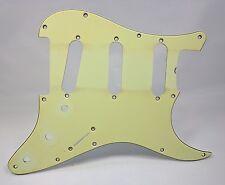 Stratocaster Strat Aged Mint Green Pickguard 62RI Mayer SRV Relic