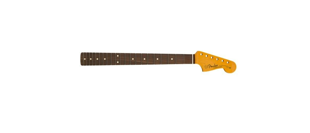Fender Classic 60s Jazz Master Neck lacquer, 21 VINTAGE frets, pau ferro, forma C